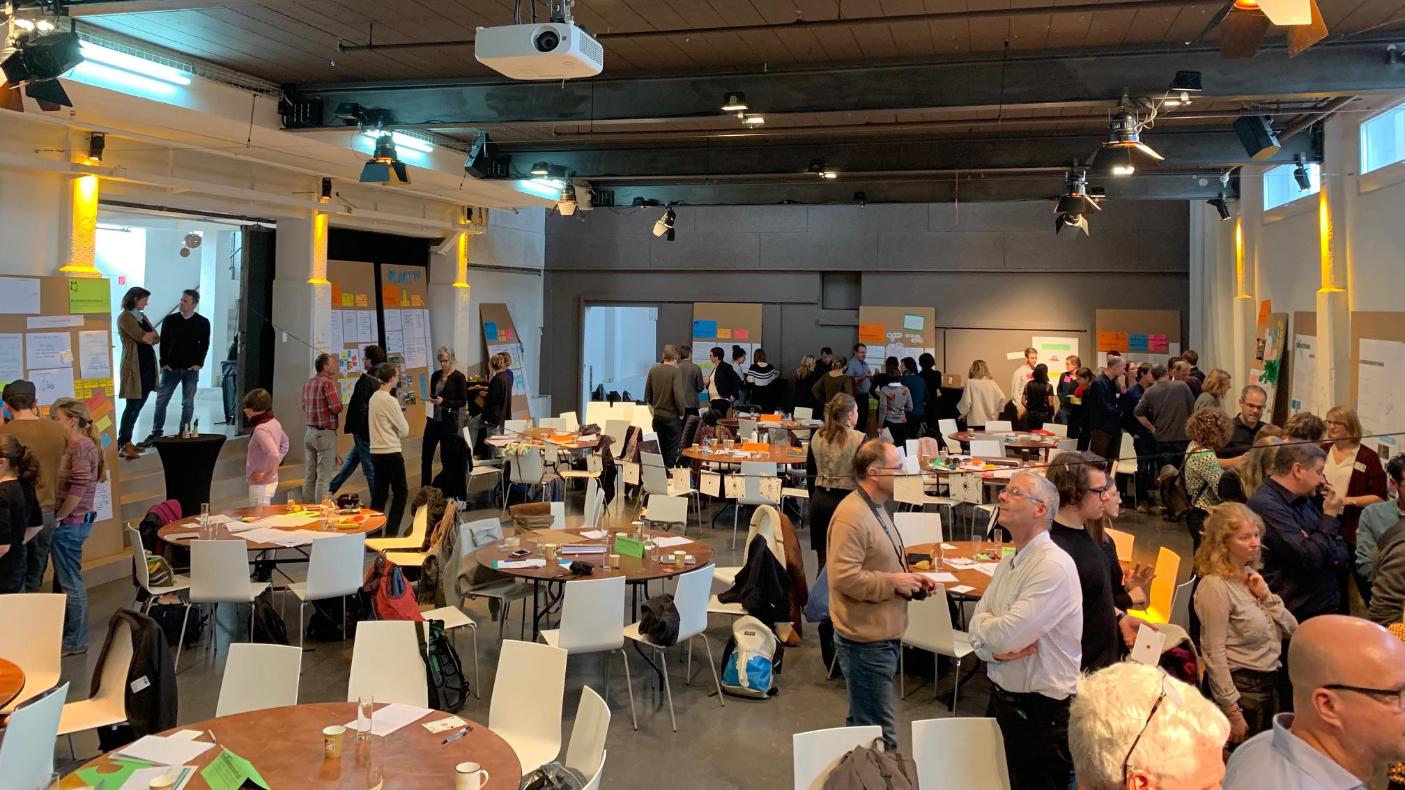 Umweltkonferenz in Bern 2018